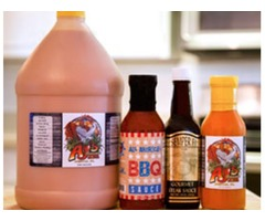 PLR Steak BBQ Sauce