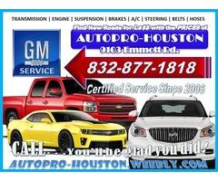 Transmission Shop | Houston TX since 2006