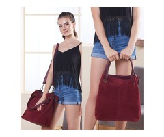 Carrying Leather Work Tote Bag Online