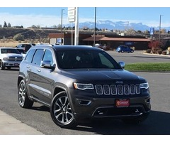 2018 Jeep Grand Cherokee | Used Cars Online | Fastest SUV USA