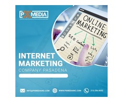 Internet Marketing Company Pasadena