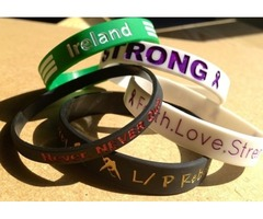 Buy Rubber Bracelets Online