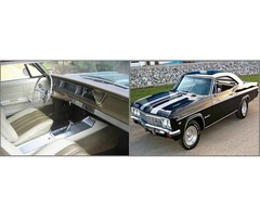 1966 Chevrolet Impala SS Hardtop or Convertible Interior Package Kit