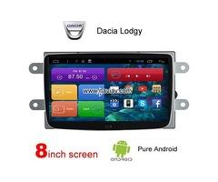 Dacia Lodgy car pc radio video pure android wifi navigation gps Mirror Link
