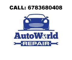 Auto Mechanic in McDonough (Auto World Repair)