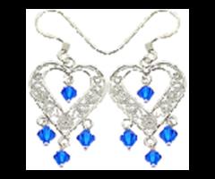 Austrian Crystal Beads Earring