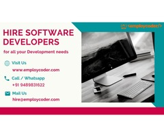 Hire Software Developers from Employcoder for all your Development Needs