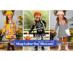 Shop Fancy Dresses for Girls | Use LABORDAY and Get 70% Off