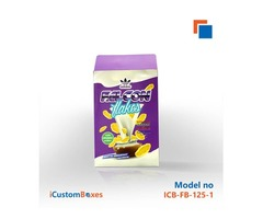 Create your design and get Custom cereal boxes  Wholesale