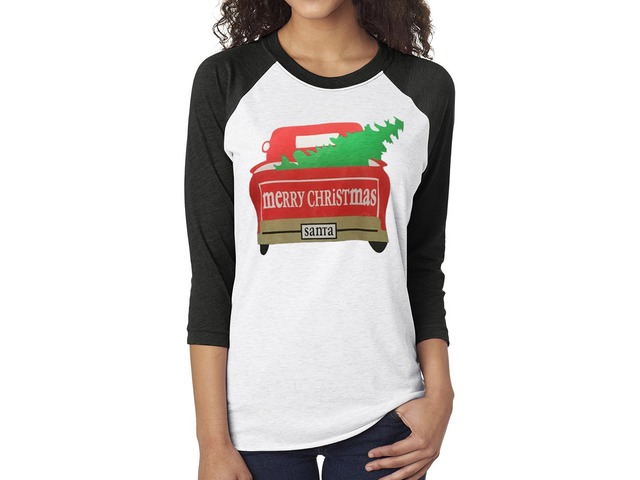Casual 3/4 Sleeve Pattern Print Raglan T-shirt Tops | free-classifieds-usa.com