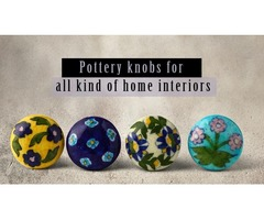 Ceramic cabinet Knobs | Wall Hooks | Knobco