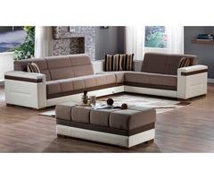 Istikbal Moon Convertible Sectional Sofa - Get.Furniture