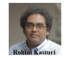 Rohini Kasturi A Great Team Leader and CEO in California.