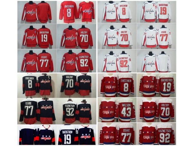 18-19 Stanley Cup Champions Washington Capitals Hockey Alex Ovechkin Nicklas Backstrom TJ Oshie Brad | free-classifieds-usa.com