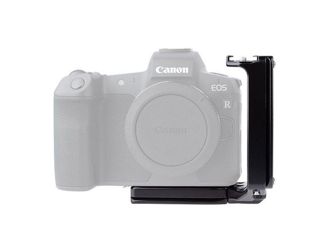PLCR L-Bracket L-Plate for Canon EOS-R Body For Flash Brackets, Handles, Straps | free-classifieds-usa.com