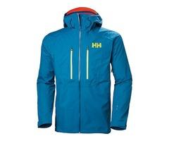 Helly Hensen Men's Hiking Jackets   Verglas 3layer shell Hiking Jackets.