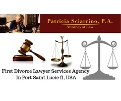 First Divorce Lawyer Services Agency in Port Saint Lucie fl, USA