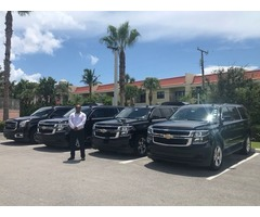 Shuttle Services Palm Beach Gardens