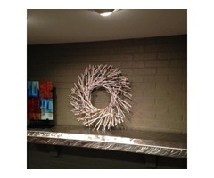 Get the Steel Fireplace Mantel | James Perkins