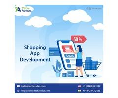 On Demand Shopping Application Development