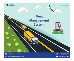 Fleet Management System to Track & Monitor Your Fleet