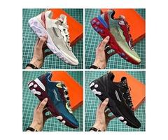 UNDERCOVER x Upcoming React Element 87 Pack white epic Sneakers brand Men Women Trainer Men Women de