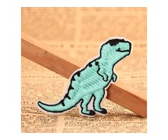 Embroidered Patches | Baby Dinosaur Embroidered Patches | GS-JJ ™