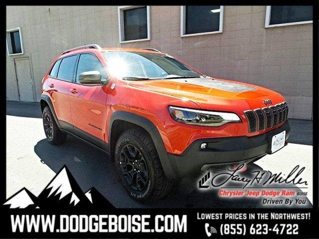 2019 Jeep Cherokee | Fastest SUV  | Used Cars Online | free-classifieds-usa.com