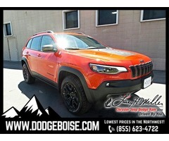 2019 Jeep Cherokee | Fastest SUV  | Used Cars Online
