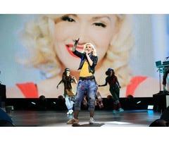 Gwen Stefani Concert in Las Vegas, Planet Hollywood Resort & Casino - Concert Lane