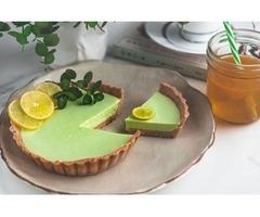 Gluten free Lemon Yogurt Pie Recipe