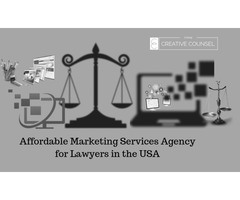 Affordable Marketing Services Agency for Lawyers in the USA