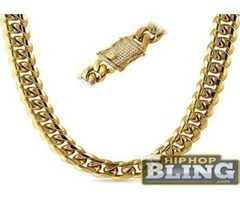 Buy Quality Bling Bling Chains at HipHopBling.com