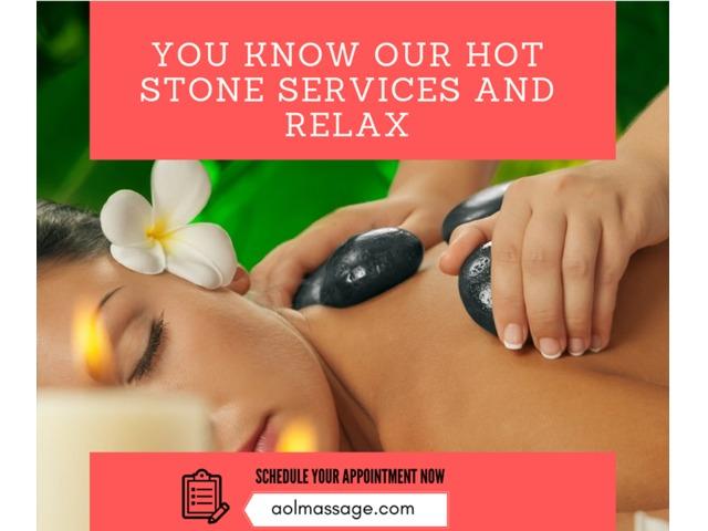 Hot stone reflexology - Schedule your massage | free-classifieds-usa.com