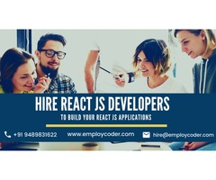 Hire our React Js Developers for React Js Development Projects.
