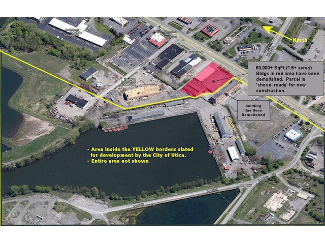 Commercial Land For Sale by Owner (Utica, NY) | free-classifieds-usa.com
