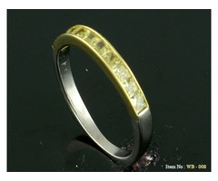 Bridal Jewelry In Houston - Diamond Wedding Bands