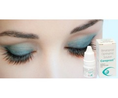 Grow Your Lashes Longer And Bushier With Careprost