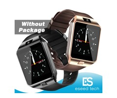DZ09 smart watch for apple android watch Q18 GT08 smartwatch for iPhone Samsung smart phone with cam