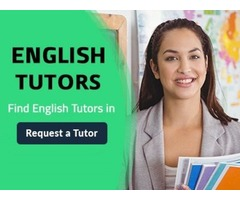 Learn from the best Offline/Online English Tutors in LA