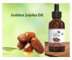 Shop Now! Organic Golden Jojoba Oil from Wholesale Supplier