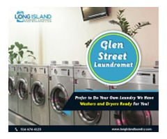 Get the best services for Laundromats in Glen Cove.