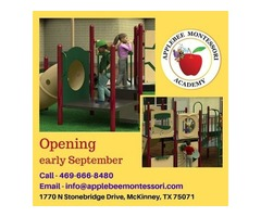 Searching for the best Preschools in McKinney – Contact Applebee
