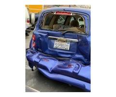 LA Habra Car Accident