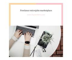Seo, marketing, social share jobs