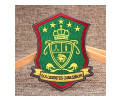 Order Custom Patches   School Order Custom Patches   GS-JJ.com ™   40% off