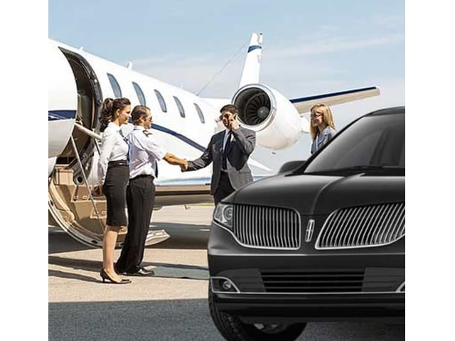 Professional & Safe Transportation to O'Hare -  All American Limousine | free-classifieds-usa.com