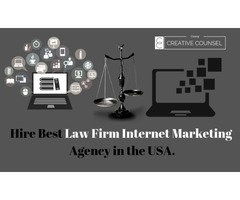 Hire Best Law Firm Internet Marketing Agency in the USA?