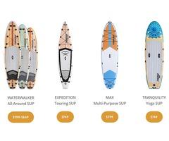 THURSO SURF Nylon Paddle Blade