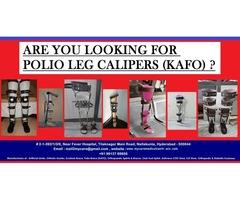 Leg Braces KAFO for polio & paraplegic